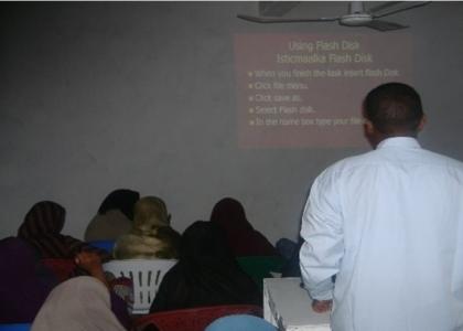 Vocational Training For youth in Badhan, Sanaag, Puntland Somalia