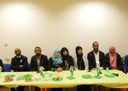 Somali Danish community discusses how to fight radicalization and terrorism Hosted by IWA
